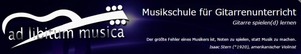 Gitarrenunterricht und Musikschule für Radeberg und Dresden