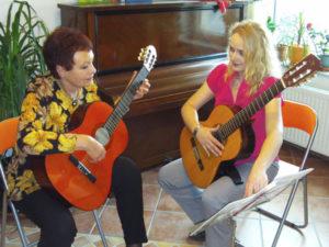 Katrin Sagawe - Gitarrenlehrerin